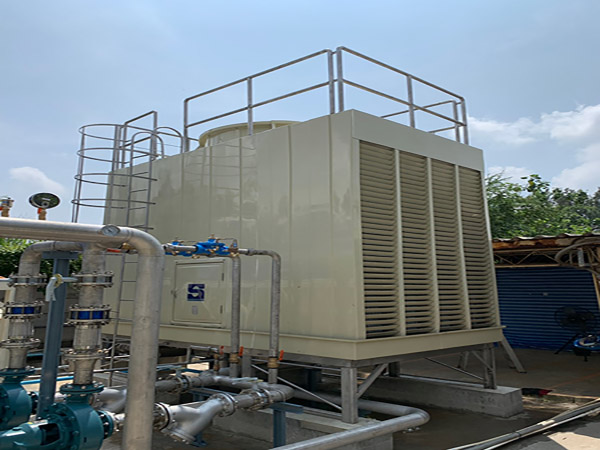 CLOSED SYSTEM COOLING TOWER MODEL : SQCC